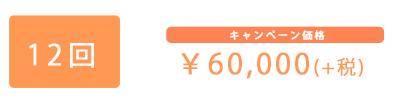 12回42,000円